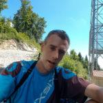 MTB Trail Tour über die Salmaser Höhe zum großen Alpsee bei Immenstadt