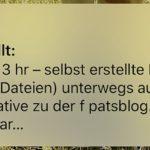 """Garmin Fenix 3 hr - selbst erstellte Komoot Routen (GPX Dateien) unterwegs auf die Uhr laden (Alternative zu der fehlenden """"Komoot Garmin Connect IQ App"""")"""