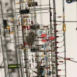 Peter Vogel Ausstellung in Offenburg – kybernetische Klangskulpturen