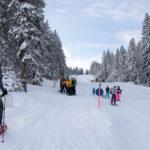 Schneeschuhtageswanderung vom Feldberg / Hebelhof zum Herzogenhorn – Krunkelbach – kleines & großes Spießhorn – Krunkelbach – Ruckenhütte – Hebelhof