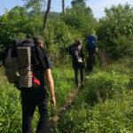 Schluchtensteig - Drei Tage Backpacking von Stühlingen - Blumberg - Lenzkirch - Schluchsee nach St. Blasien